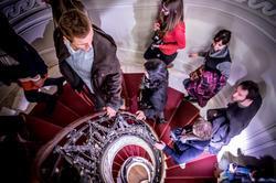 Group visit BELvue museum